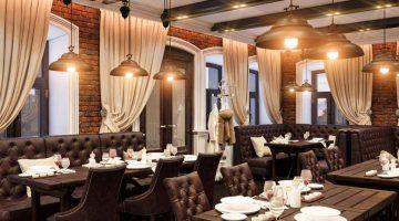 Электроснабжение кафе и ресторанов