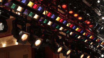 Театральные прожекторы