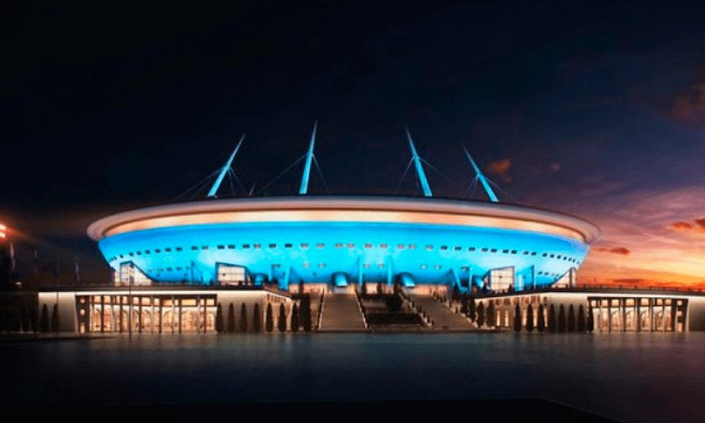 Подсветка стадионов
